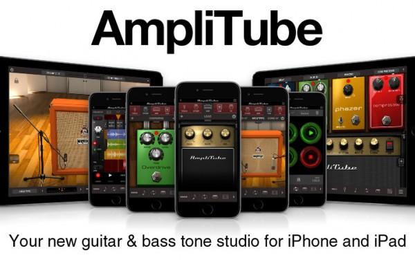 电吉他效果器AmpliTube 4.5到4.8版本(推荐)