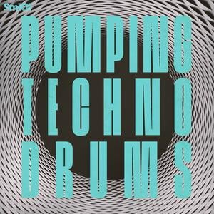 节奏鼓音源包Sample Magic Pumping Techno Drums