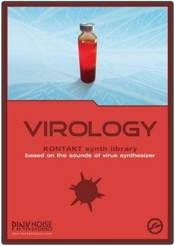 合成器音源PinkNoise Studio Virology Synth Library KONTAKT