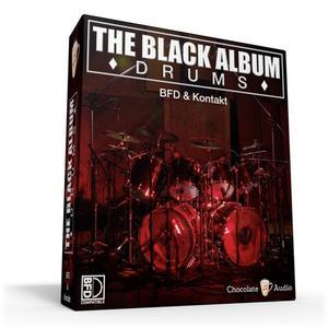 鼓音源Chocolate Audio The Black Album Drums For BFD3