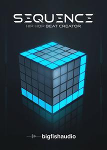 嘻哈鼓音源Big Fish Audio Sequence Hip Hop Beat Creator KONTAKT