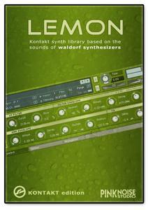 合成器音源PinkNoise Studio LEMON v1.40 KONTAKT