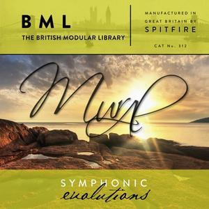 喷火弦乐音源Spitfire Audio BML Mural Symphonic Evolutions KONTAKT