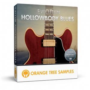 橘子树电吉他音源Orange Tree Samples Evolution Hollowbody Blues KONTAKT