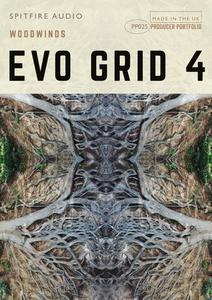 喷火木管音源Spitfire Audio PP025 Evo Grid 4 KONTAKT