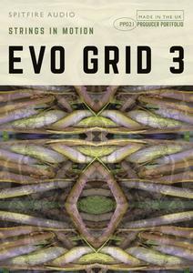 喷火网格进化弦乐Spitfire Audio PP021 Evo Grid 3 KONTAKT