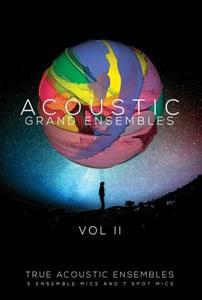 乐团大合奏音源8Dio Acoustic Grand Ensembles Vol 2 KONTAKT
