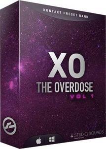 电子综合音源Studio Sounds XO The Overdose Vol 1 KONTAKT