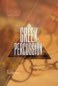 希腊打击乐音源8Dio Greek Percussion KONTAKT