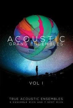 管弦乐团合奏音源8Dio Acoustic Grand Ensembles Vol. 1 KONTAKT