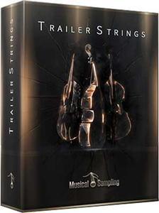 弦乐音源Musical Sampling Trailer Strings KONTAKT