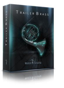 飞天铜管音源Musical Sampling Trailer Brass KONTAKT