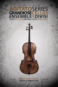 大提琴音源8DIO Agitato Grandiose Ensemble Cellos KONTAKT