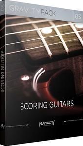 吉他音源Heavyocity Media Scoring Guitars KONTAKT