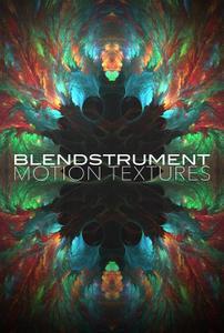 电子音乐制作环境音源8Dio Blendstrument Motion Textures KONTAKT