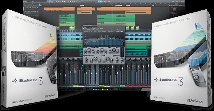 编曲软件Studio One 3.5.5 综合宿主