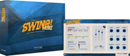 综合爵士乐音源ProjectSAM Swing More! KONTAKT