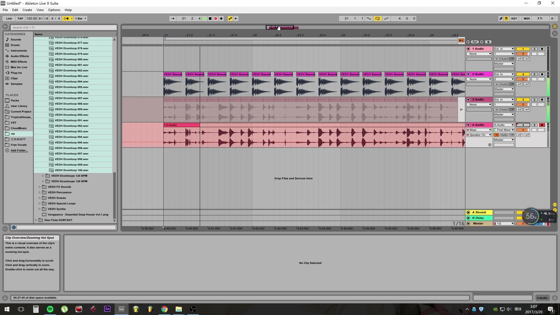 电音编曲软件Ableton Live 9.7.1