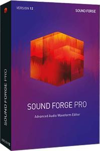 编曲软件MAGIX SOUND FORGE Pro Suite 12.0