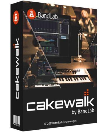编曲软件BandLab Cakewalk  SONAR 26.01.0.28