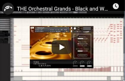 施坦威钢琴音源Orchestral Tools THE Orchestral Grands v1.3 KONTAKT