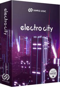 电子音乐制作必备音色Sample Logic Loop Session Series Electro City KONTAKT