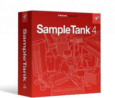采样器坦克四代 IK Multimedia SampleTank 4 v4.1.0 WiN/MACOS版本