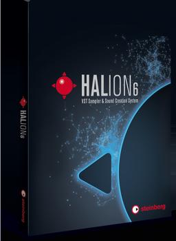 虚拟采样音效设计工具Steinberg HALion 6.3.0 STANDALONE