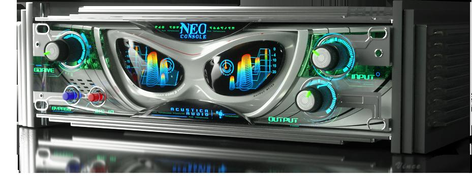 混音效果器Acustica Audio Neo Console Plugin Suite 1.3.606.0完整版