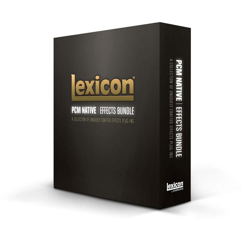 莱斯康高端数字混响效果器 Lexicon.PCM.Total.Bundle.v1.2.6.and.v1.3.7.WIN