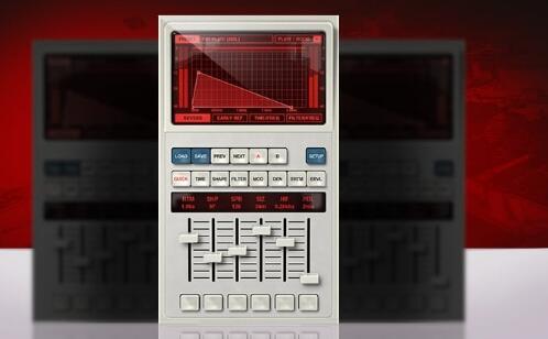 传奇混响效果器Relab LX480 Complete