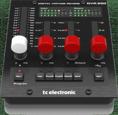 人声混响效果器TC Electronic DVR250 v2.0.02