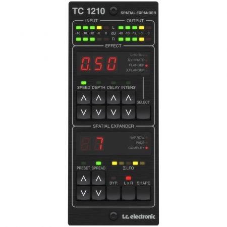 高级人声效果器插件TC Electronic TC1210 v2.0.02