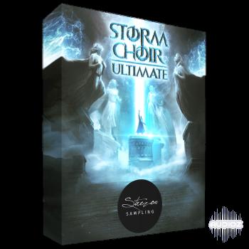 风暴合唱团音色Strezov Sampling Storm Choir Ultimate KONTAKT音源