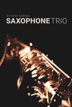 萨克斯音源8Dio Studio Saxophones v1.2 KONTAKT音色【推荐】