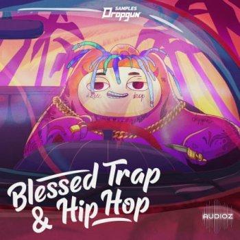 嘻哈采样旋律音色包Dropgun Samples Blessed Trap And Hip Hop