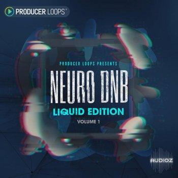 音频剪辑软件Producer Loops Neuro DnB Liquid Edition