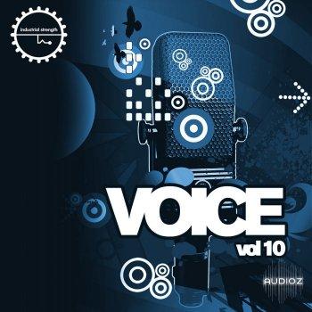 人声音效素材Industrial Strength Voice Vol. 10 WAV