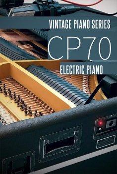 电钢琴音源8dio Studio Vintage Series: CP70 Electric Grand Piano KONTAKT
