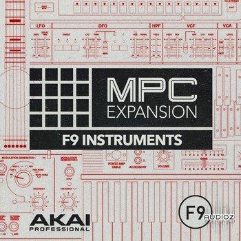 嘻哈编曲音色AKAI MPC Expansion – F9 F9 Instruments collection v1.0.3 – WIN