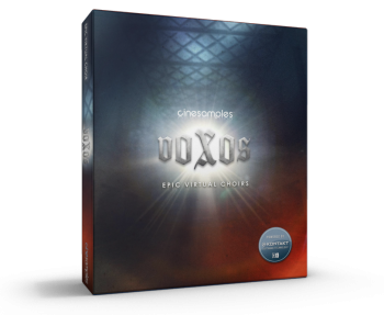 虚拟合唱团人声音效素材Cinesamples VOXOS Epic Choirs v2.0.1 KONTAKT
