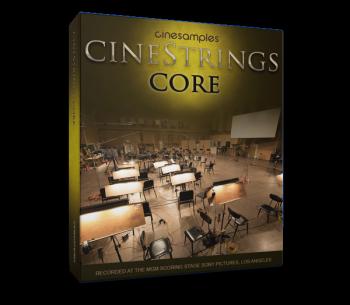 管弦乐队音源Cinesamples CineStrings CORE v1.3.2 KONTAKT