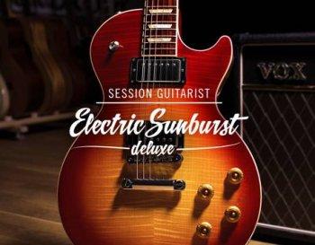 电吉他音源Native Instruments Session Guitarist Electric Sunburst Deluxe v1.0.0 KONTAKT