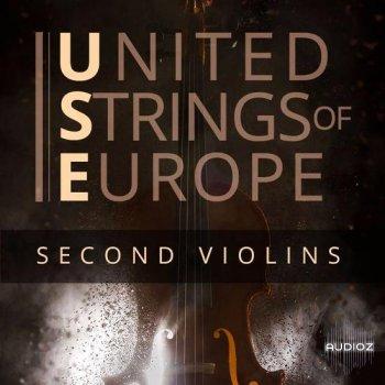 小提琴音源Auddict United Strings of Europe: Second Violins KONTAKT