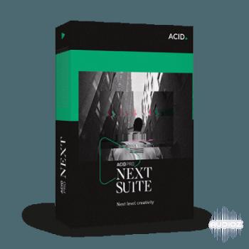 编曲软件MAGIX ACID Pro Next Suite Content