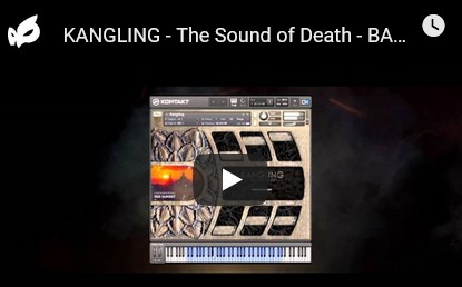 死亡之声音源音效The Sound of Death v1.0.5 KONTAKT