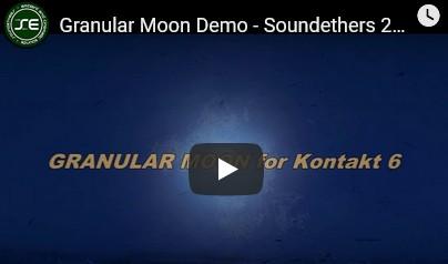 氛围音源音效Soundethers Granular Moon KONTAKT