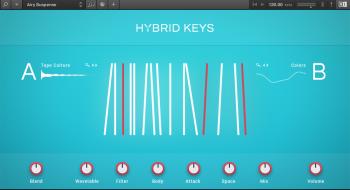 混合钢琴音源Native Instruments Hybrid Keys v1.1.1 KONTAKT