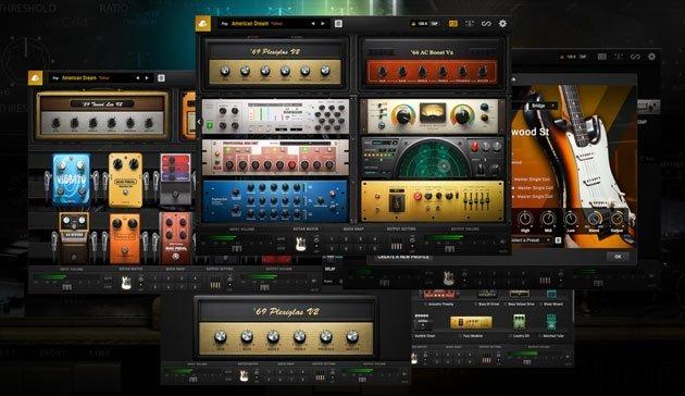电吉他效果器Positive Grid BIAS FX 2.1.8.4840 Elite