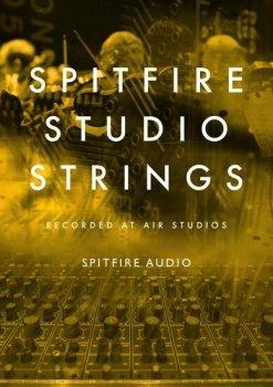 管弦乐音源Spitfire Audio Spitfire Studio Strings v1.0 b19 KONTAKT